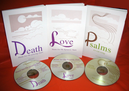 Purchase Poetry Books and Audio CDs
